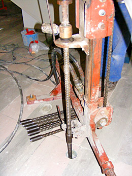 Foundation reinforcement, micropiles - Image 2