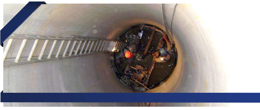 Sycons Kft. - Deep shaft construction, wellpoint installation